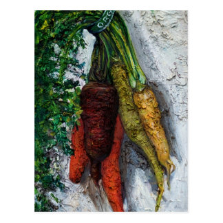 carrots post cards
