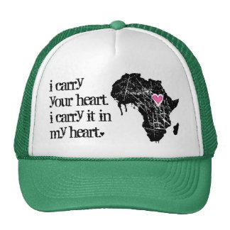 Carry Africa's Heart Cap