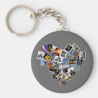 carry key bets city photo modern chiaradeco basic round button key ring