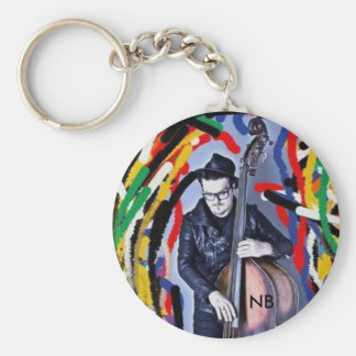 Carry key fun Nick Bresco Key Ring
