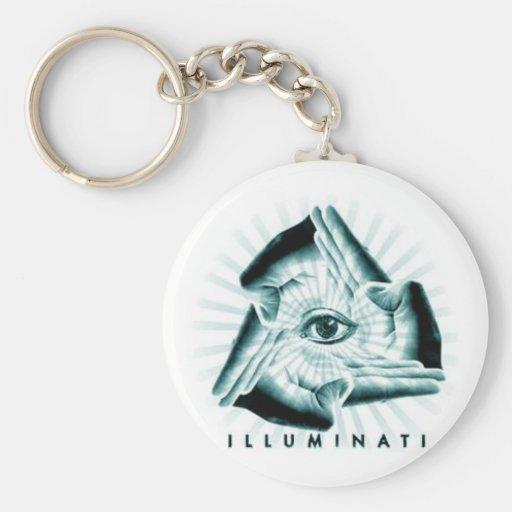 carry key illuminati key chains