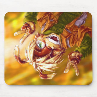 Carry on Smiling Mouse Pads