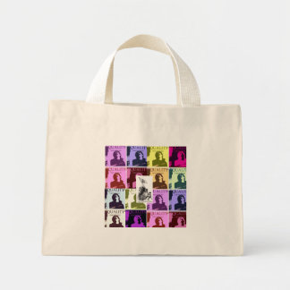 CARRY THE COLORS OF EQUALITY MINI TOTE BAG