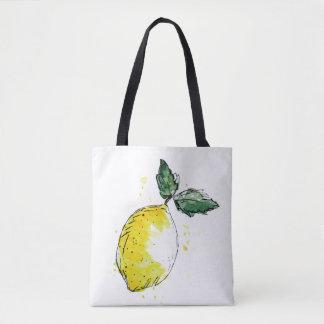 Carrying bag lemon