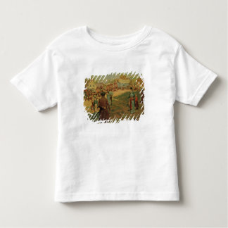 Carrying Powder to Perry at Lake Erie, 1911 Toddler T-Shirt