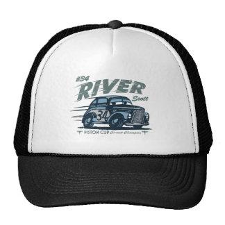 Cars 3 | #34 River Scott Cap