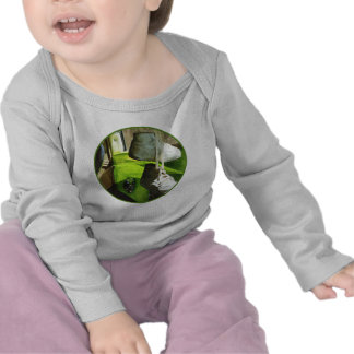 Cars - Baby Shoes T Shirt
