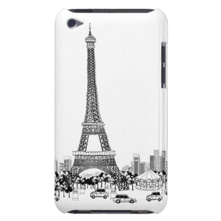 Cars by Tower Case-Mate iPod Touch Case