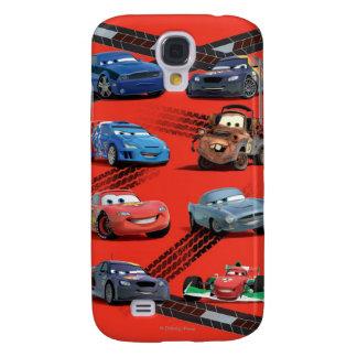 Cars Galaxy S4 Case