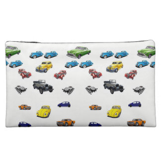 cars girls baggette cosmetic bag
