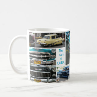 Cars of Cuba 7 Coffee Mug