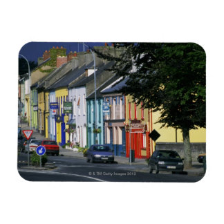 Cars parked in front of a building, Adare Magnet