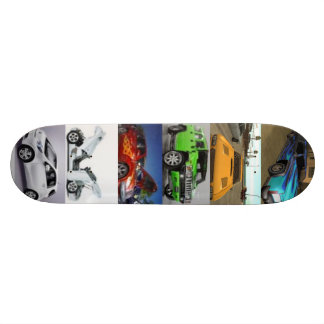Cars Skate Decks