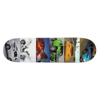 Cars Skate Board Deck