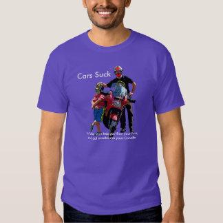 Cars Suck Tshirt