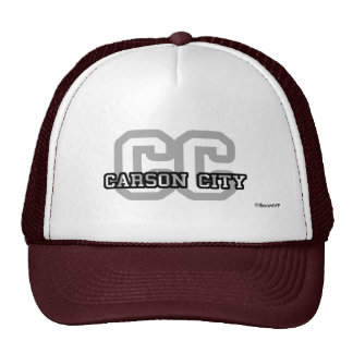 Carson City Cap