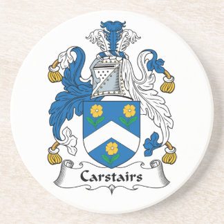 Carstairs Family Crest Coaster