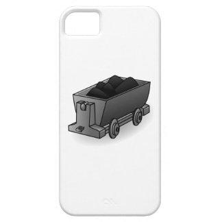 Cart of Coal iPhone 5 Case