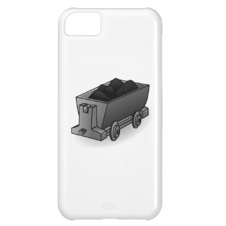 Cart of Coal Cover For iPhone 5C