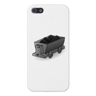Cart of Coal Cover For iPhone 5