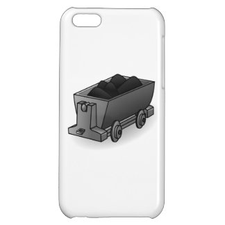 Cart of Coal iPhone 5C Cover