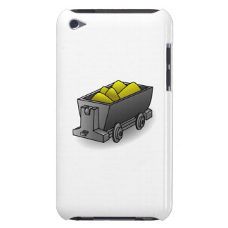 Cart of Gold iPod Touch Cases
