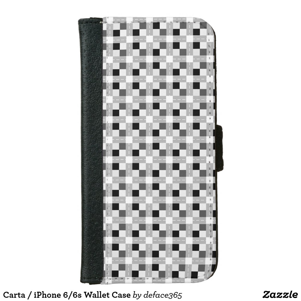 Carta / iPhone 6/6s Wallet Case
