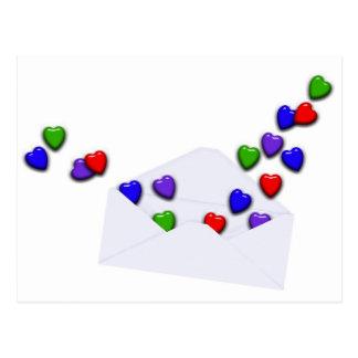 Carta Cartões Postais