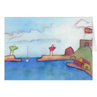 Cartagena Birthday Card