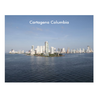 Cartagena Columbia, photography, Postcard