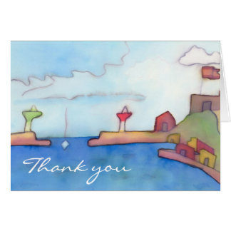 Cartagena Thank You Card