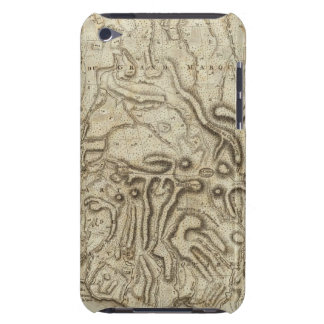 Carte de l'Isle de la Grenade Case-Mate iPod Touch Case