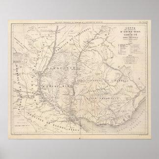 Carte, Entre Rios, Santa Fe, Soundtrack Poster