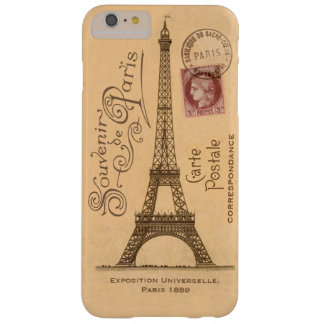 Carte Postale iPhone 6/6S Plus Barely There Case
