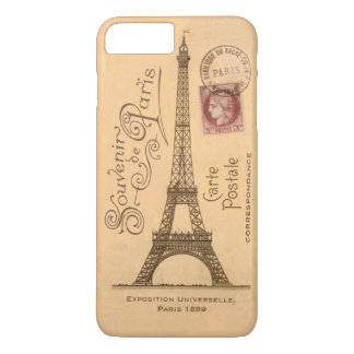 Carte Postale iPhone 7 Plus Barely There Case