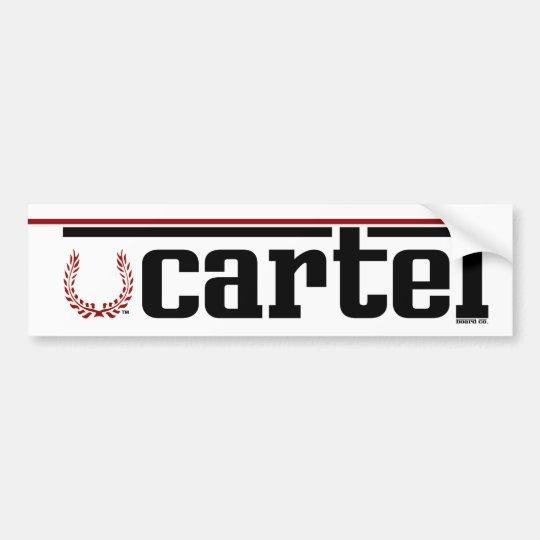 Cartel sticker