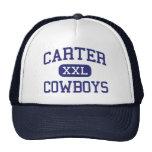 Carter - Cowboys - High School - Dallas Texas Hats