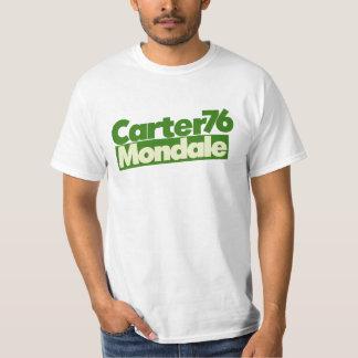 Carter Mondale Vintage Politics T-Shirt