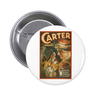 Carter the Great - The World's Weird Wizard Buttons