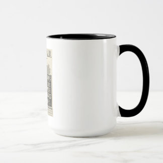 Carter's Liver Pills Coffee Mug