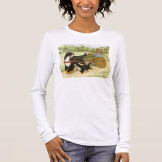 Carting Berners Long Sleeve T-Shirt
