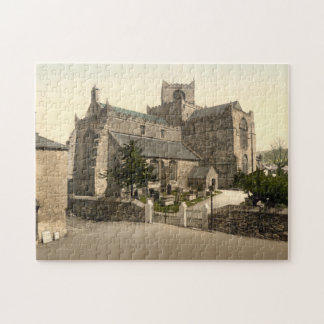Cartmel Priory Church, Cumbria, England Jigsaw Puzzle