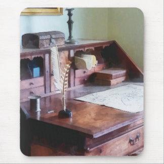 Cartographer's Desk Mousepad