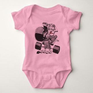 cartoon3, Amber Baby Bodysuit