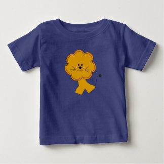 Cartoon Afriican Lion Baby T-Shirt