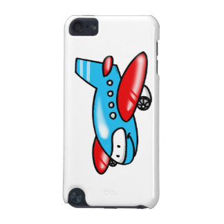 cartoon airplane iPod touch 5G cover