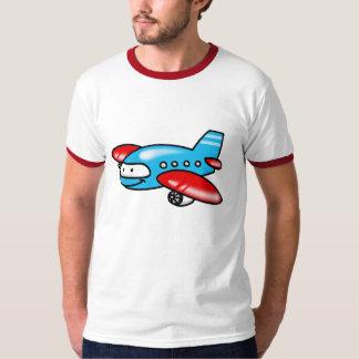 cartoon airplane t shirt