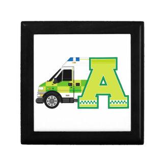 Cartoon Ambulance Gift Box