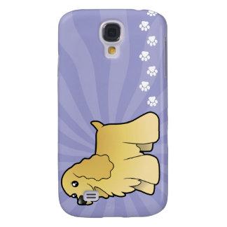 Cartoon American Cocker Spaniel Galaxy S4 Case