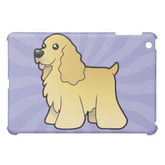 Cartoon American Cocker Spaniel iPad Mini Cases